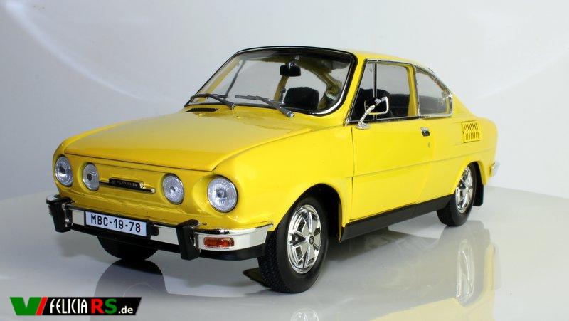 Škoda 110R 1:18 Abrex